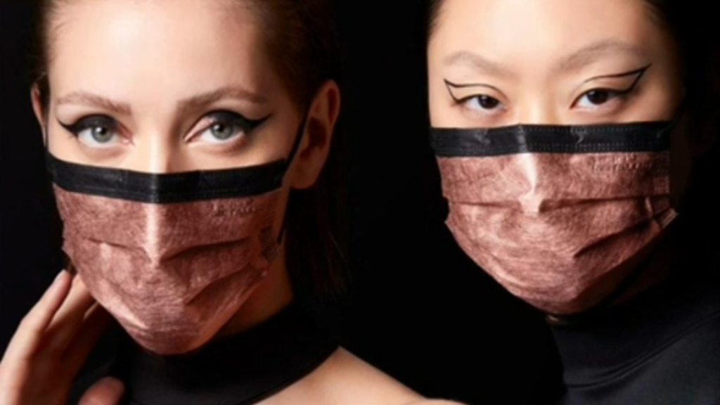 Copper face mask developed by innovators may destroy coronavirus