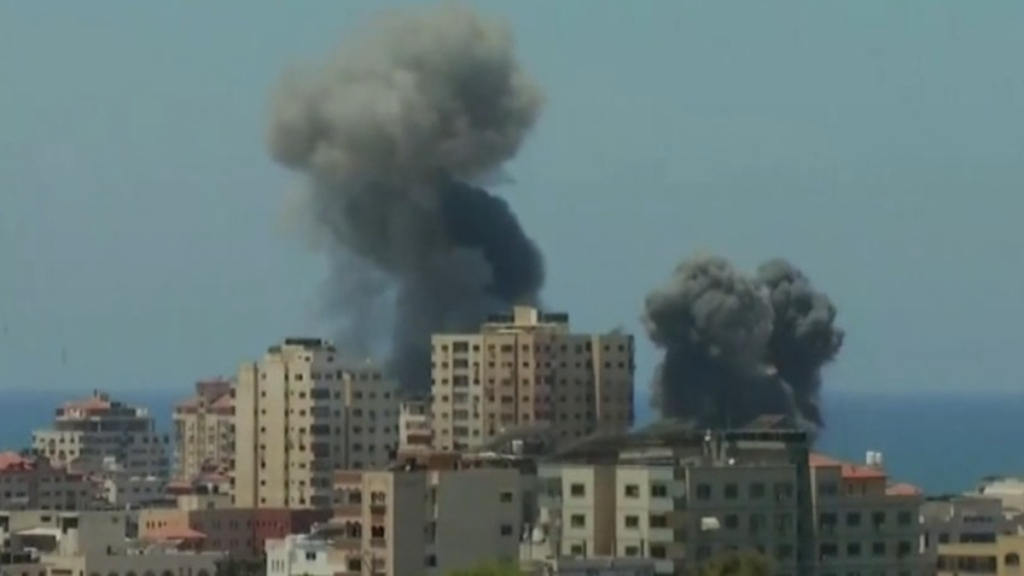 Israel intensifies its assault on Gaza