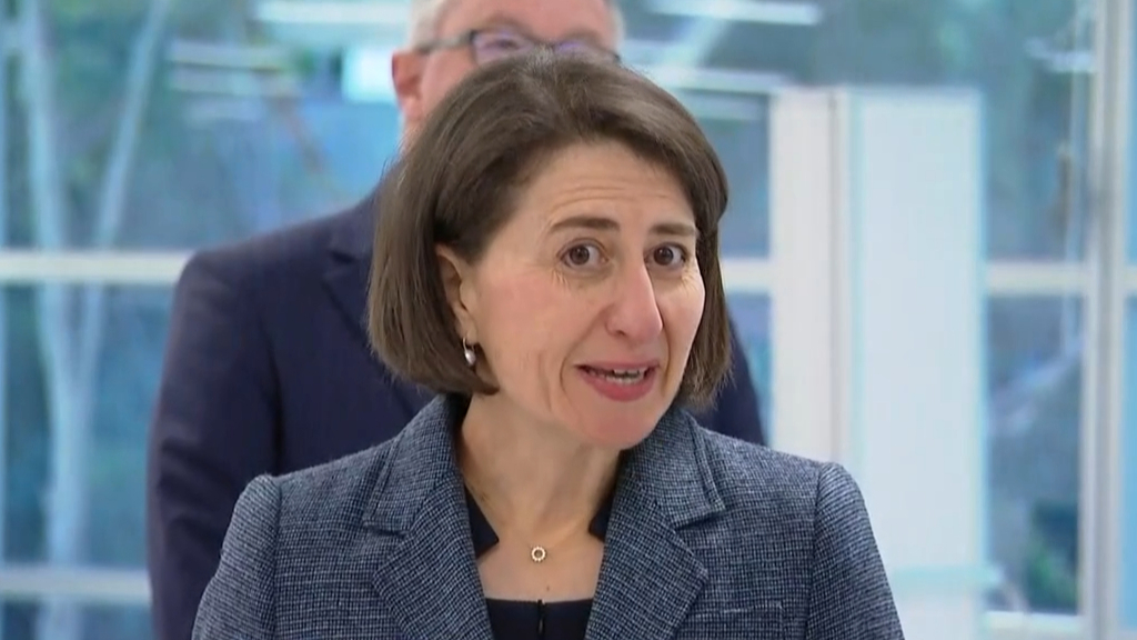 NSW Premier offers vaccine update