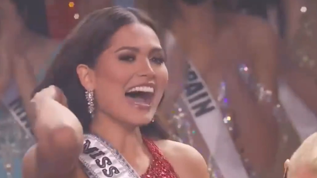 Miss Universe winner announced