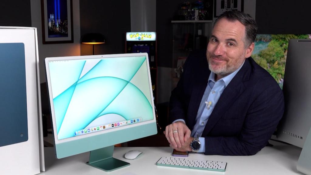 Apple's new iMac unboxed