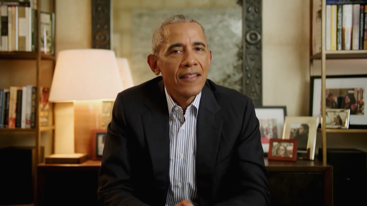 Barack Obama says UFO footage remains a mystery