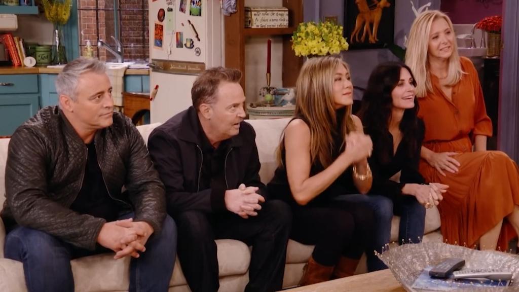 Friends: The Reunion official trailer