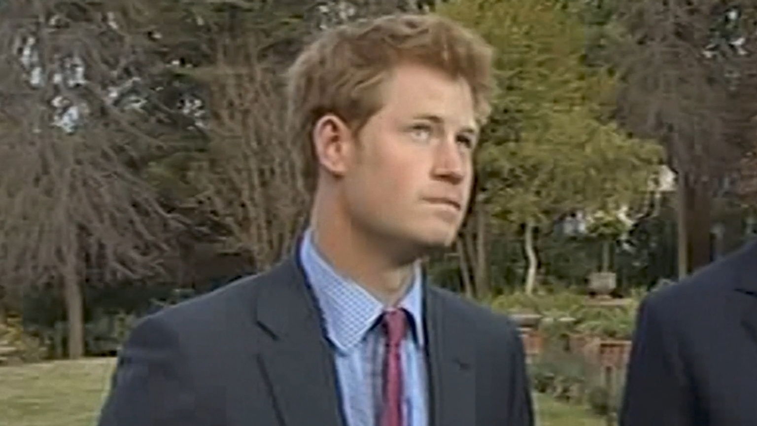 Prince Harry recalls 'nightmare years' after Diana's death