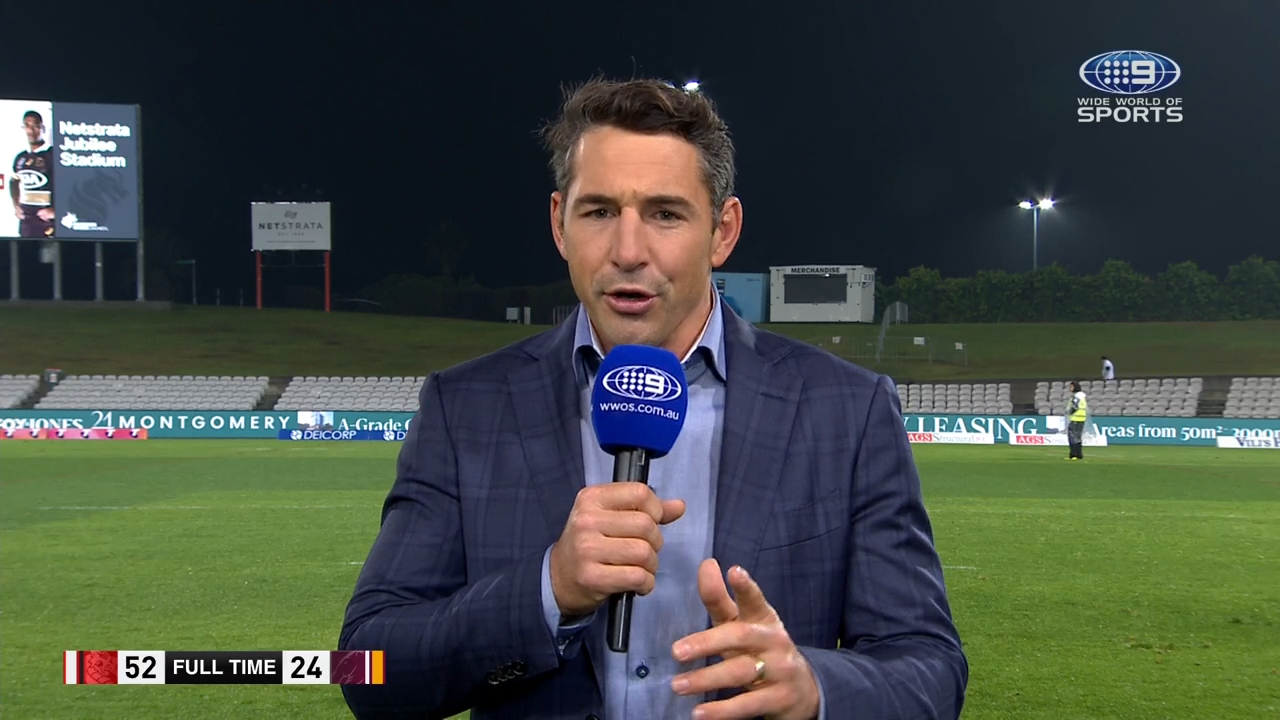 Billy Slater says the Broncos should chase Matt Dufty