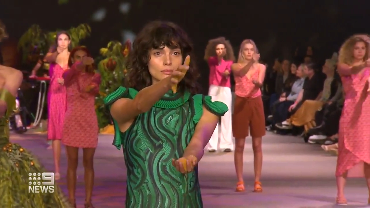 Australian Fashion Week marks First Nations milestone