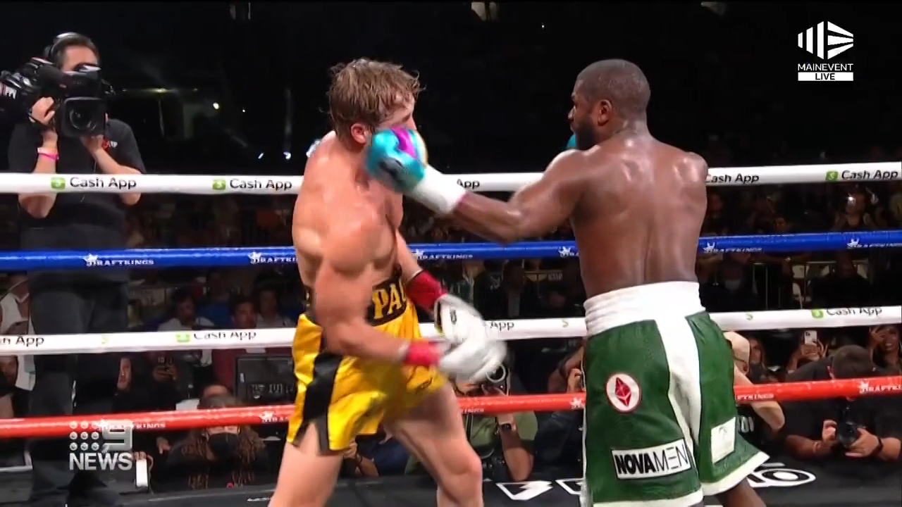 Mayweather-Paul bout labelled a farce