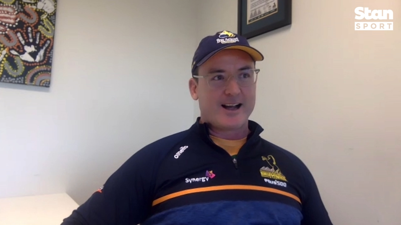 New Wallabies assistant shares his vision