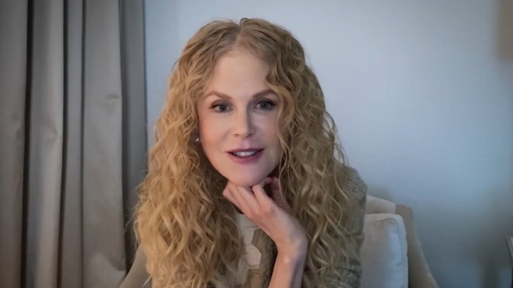 Nicole Kidman on playing Lucille Ball in biopic Being the Ricardos