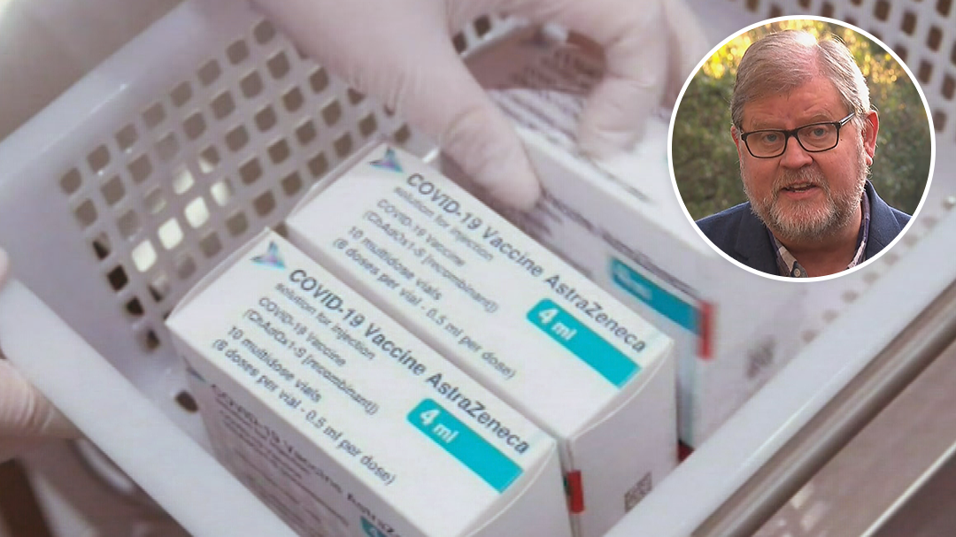 Professor says new death from blood clots should not affect vaccine rollout