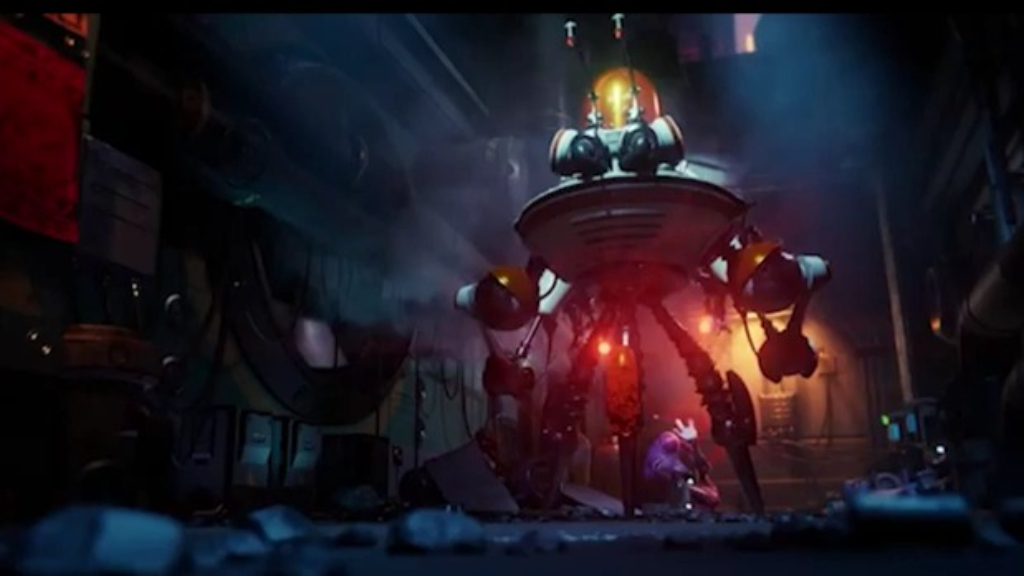 Ratchet and Clank is the new poster child of next generation gaming