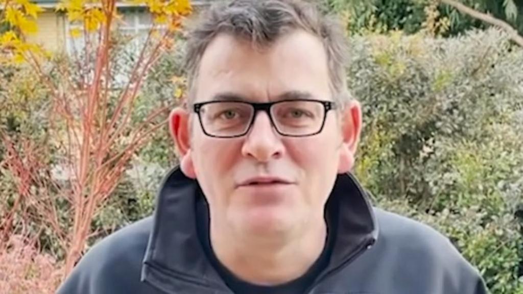 Victoria Premier Daniel Andrews reveals return to work date