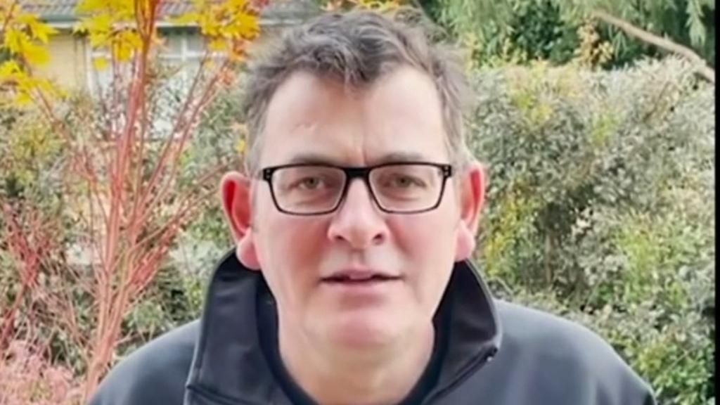 Daniel Andrews reveals return-to-work date