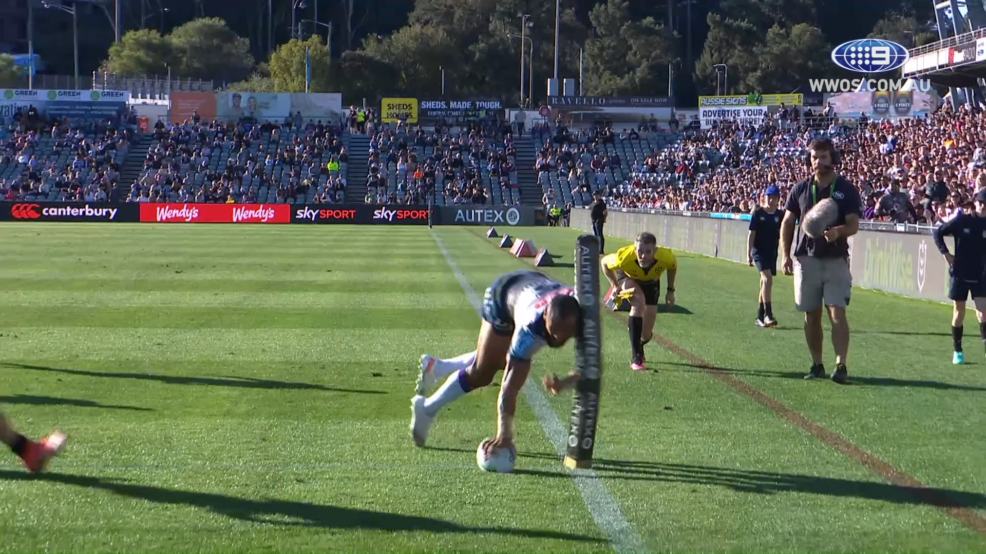 NRL Highlights: The Storm hammer the Warriors - Round 14
