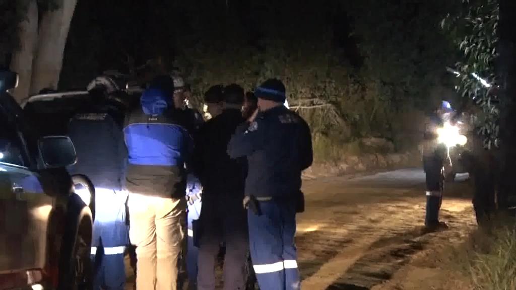 Hiker's body retrieved