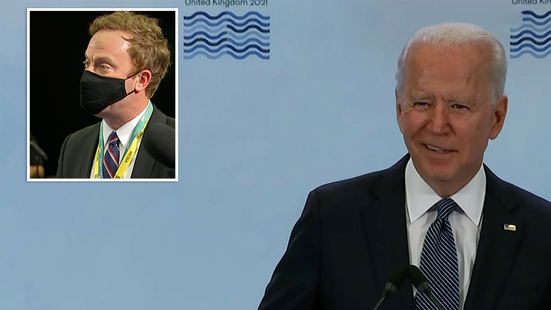 Biden says Putin is right about US-Russia relations being at 'a low point' ahead of summit