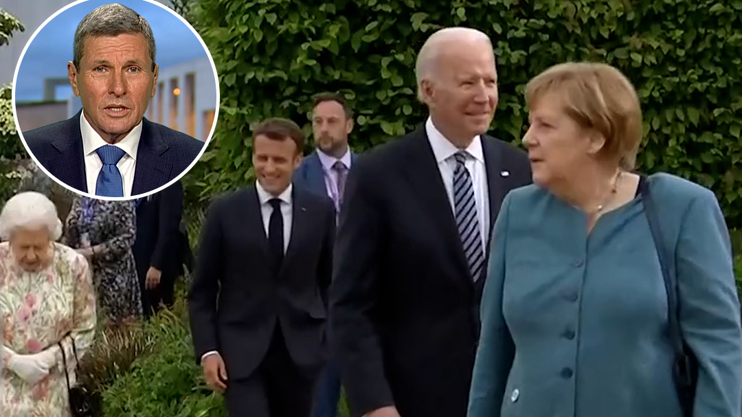 Chris Uhlmann on G7 summit