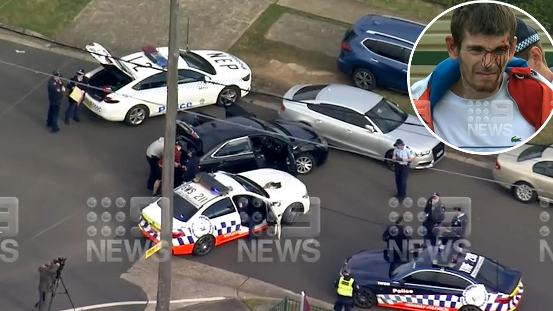 Three arrested following police pursuit of stolen car