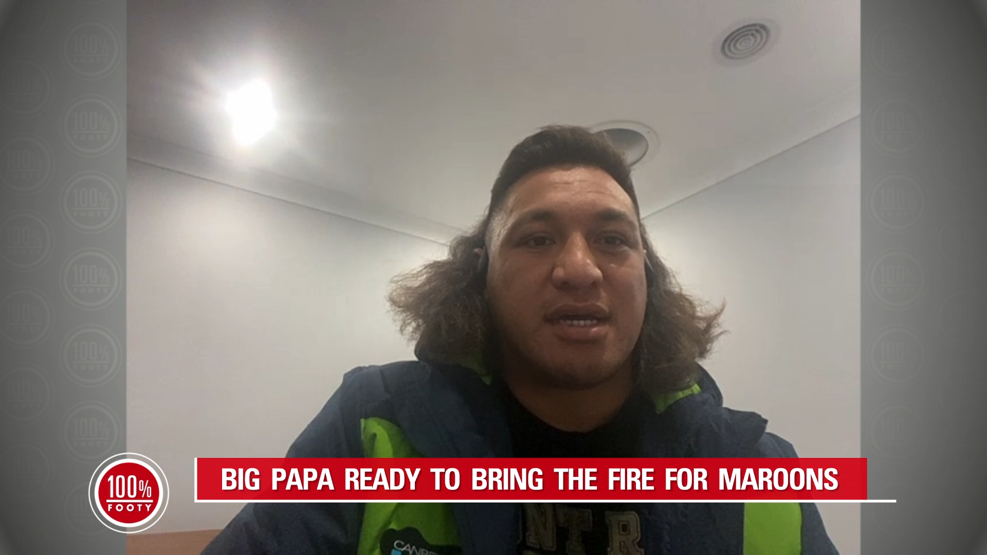 How Papalii rediscovered his love of footy