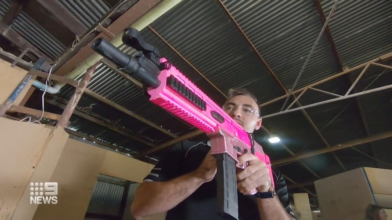 Gel blasters face WA ban