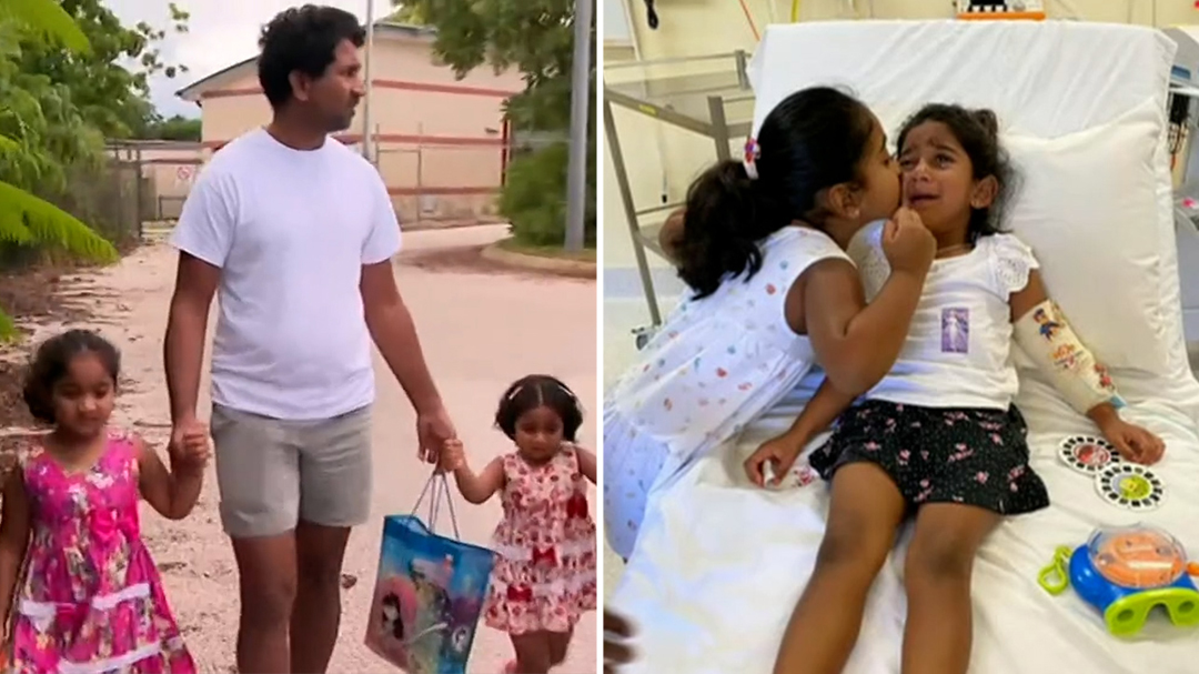 Government decision expected on Tamil family in detention
