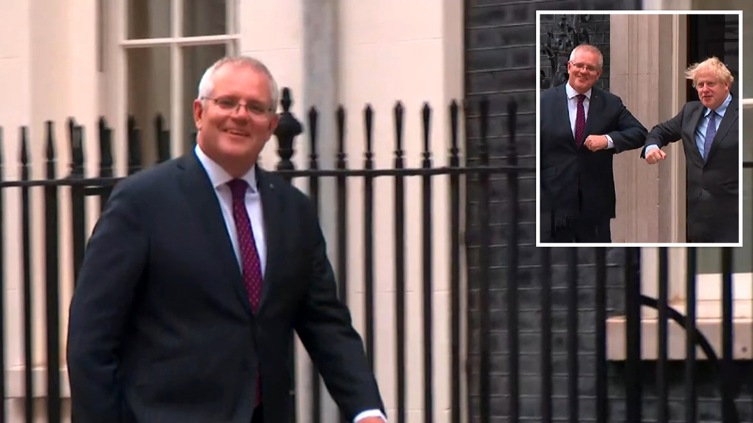 Australia and UK closer to free trade deal