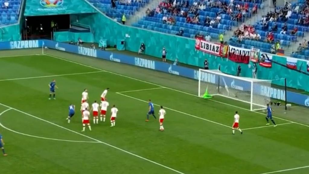 50m goal stuns at Euro 2020