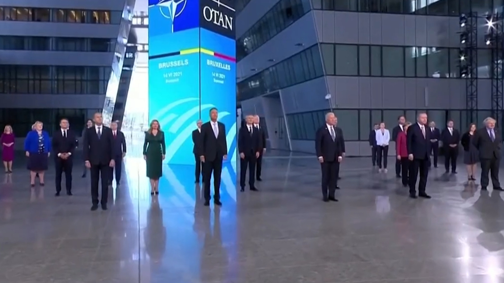 Western leaders gather for 31st NATO Summit in Brussels