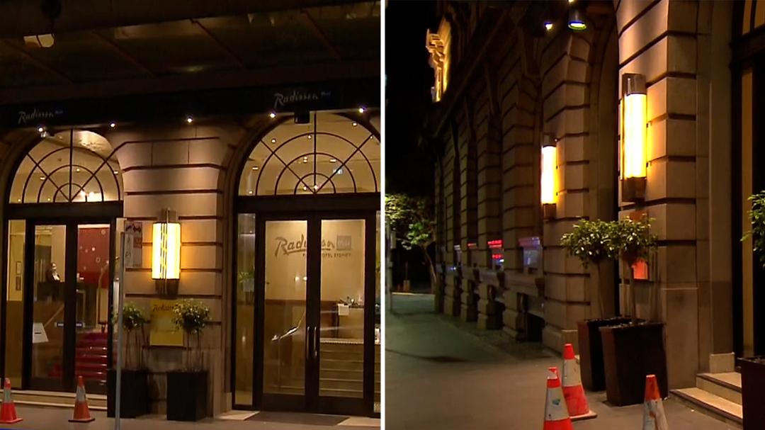 Possible COVID-19 transmission in Sydney quarantine hotel probed