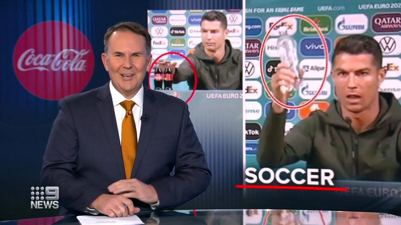 Ronaldo doubles up in Euros opener