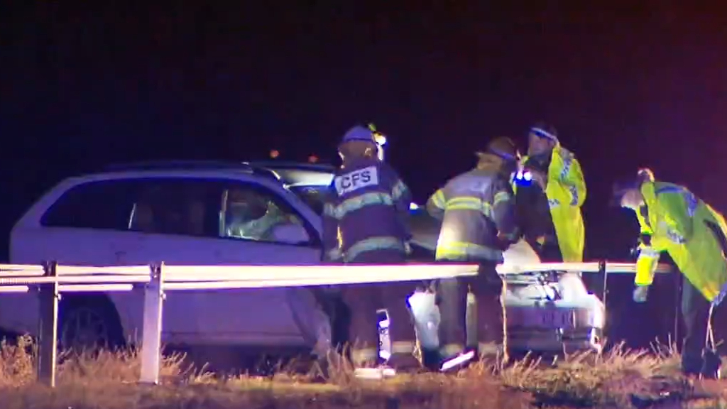 Ute driver charged with fatal hit-run
