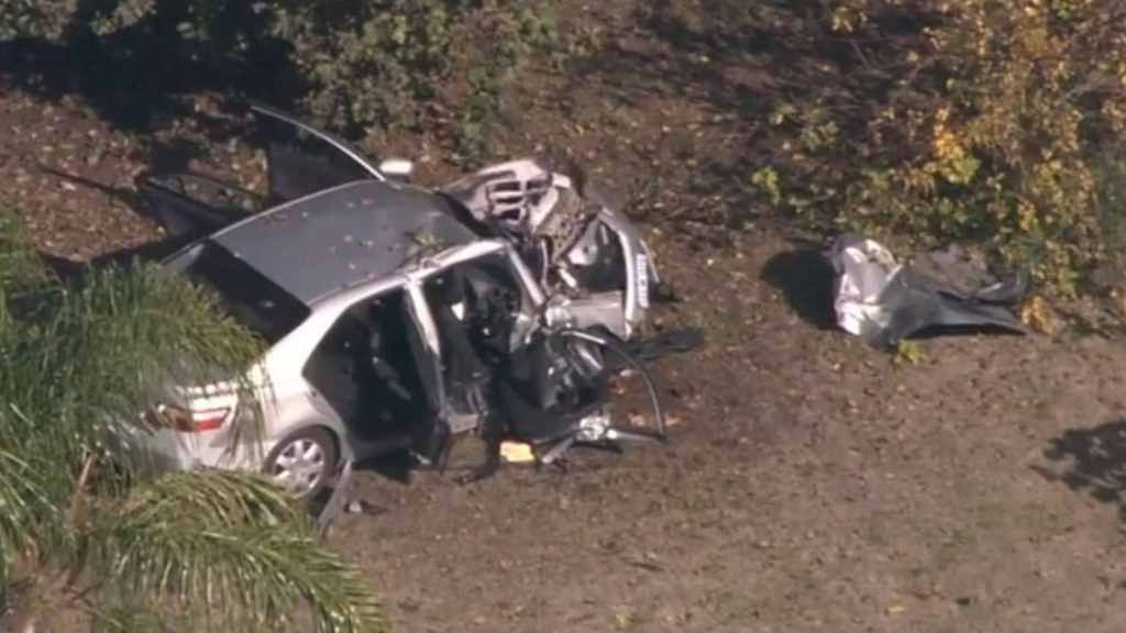 Teens seriously injured in fiery Perth crash