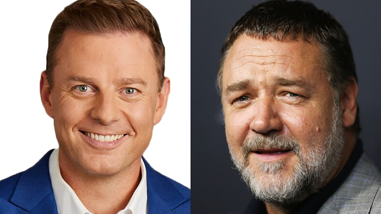 Russell Crowe speaks to Ben Fordham about new Coffs Harbour film studio