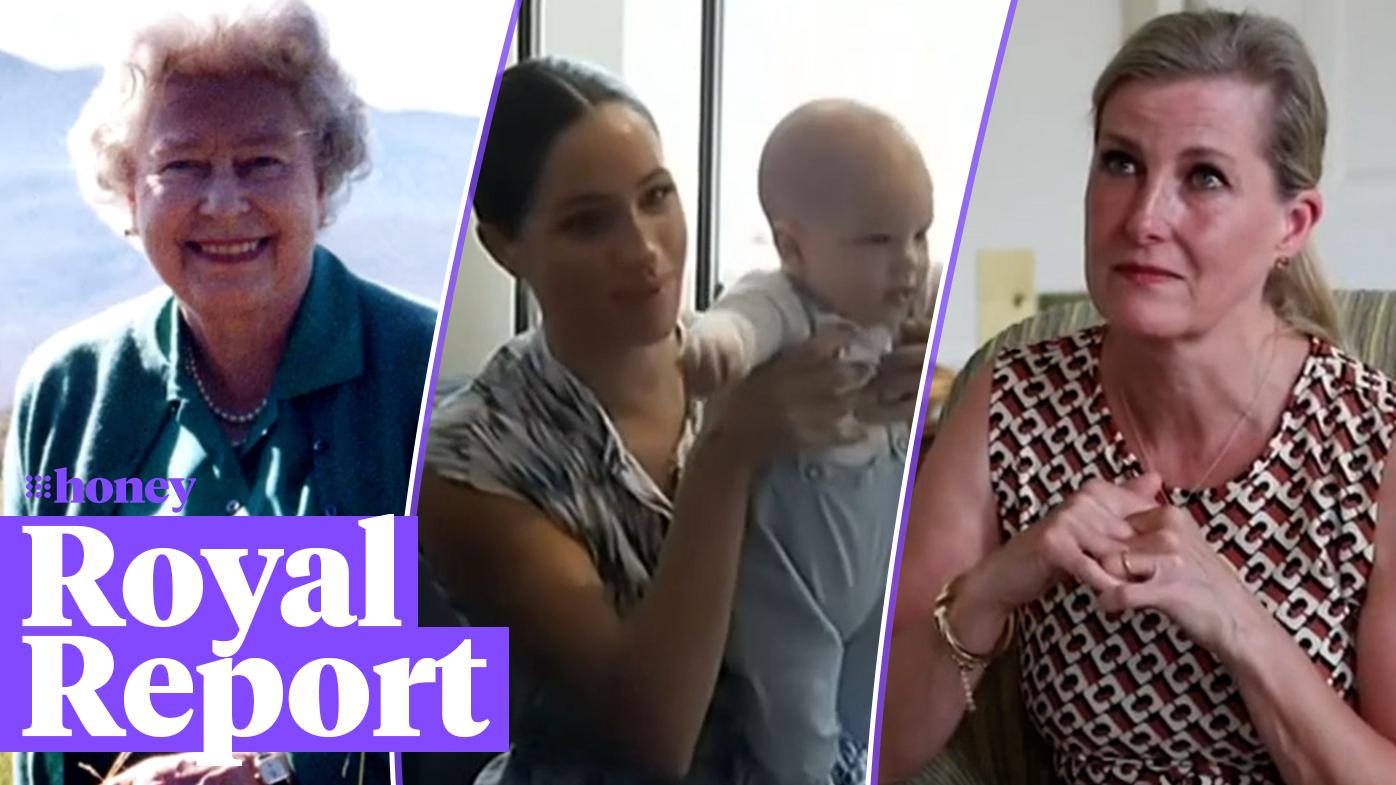 Royal report with 9Honey's Natalie Oliveri