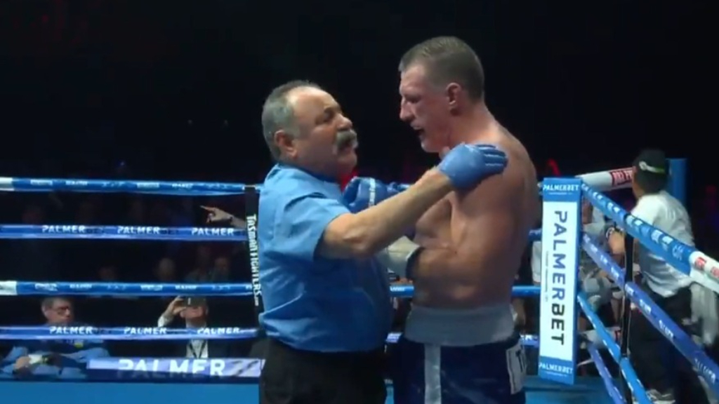 Gallen's family urges NRL legend to quit boxing