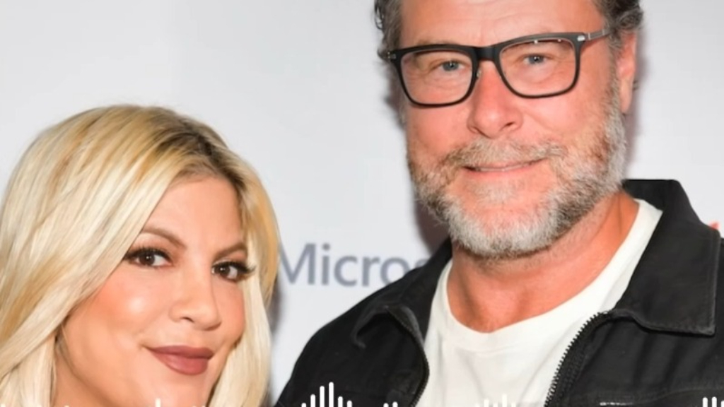 Tori Spelling Reveals Why She & Dean McDermott sleep in different beds