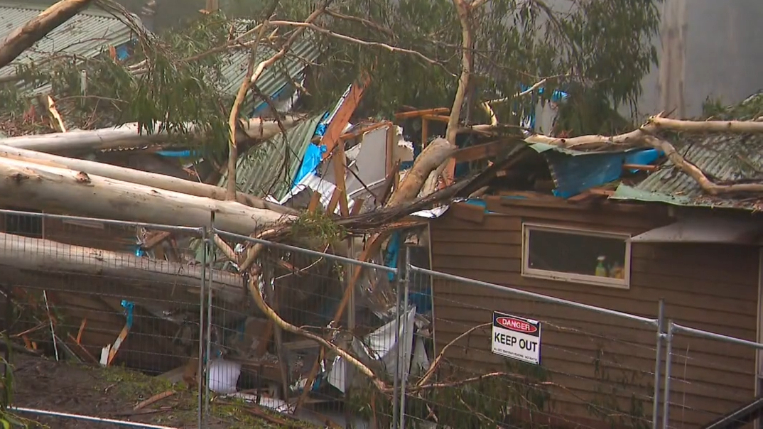 Storm victims left out of pocket