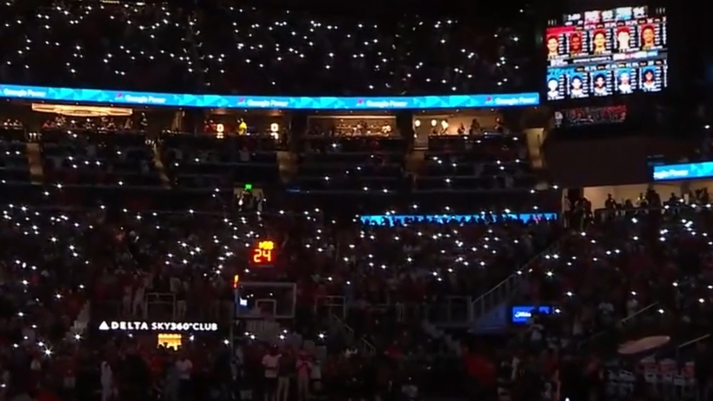 Lights out in Sixers' win