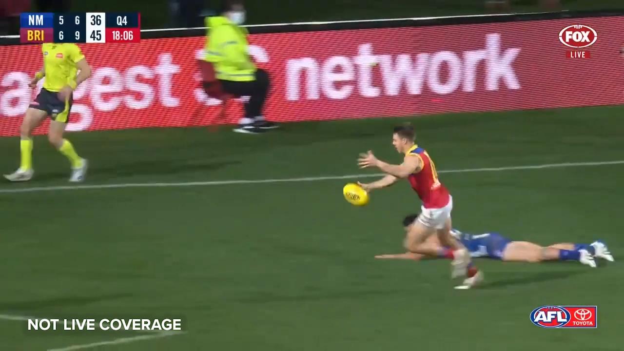McCarthy extends Brisbane lead
