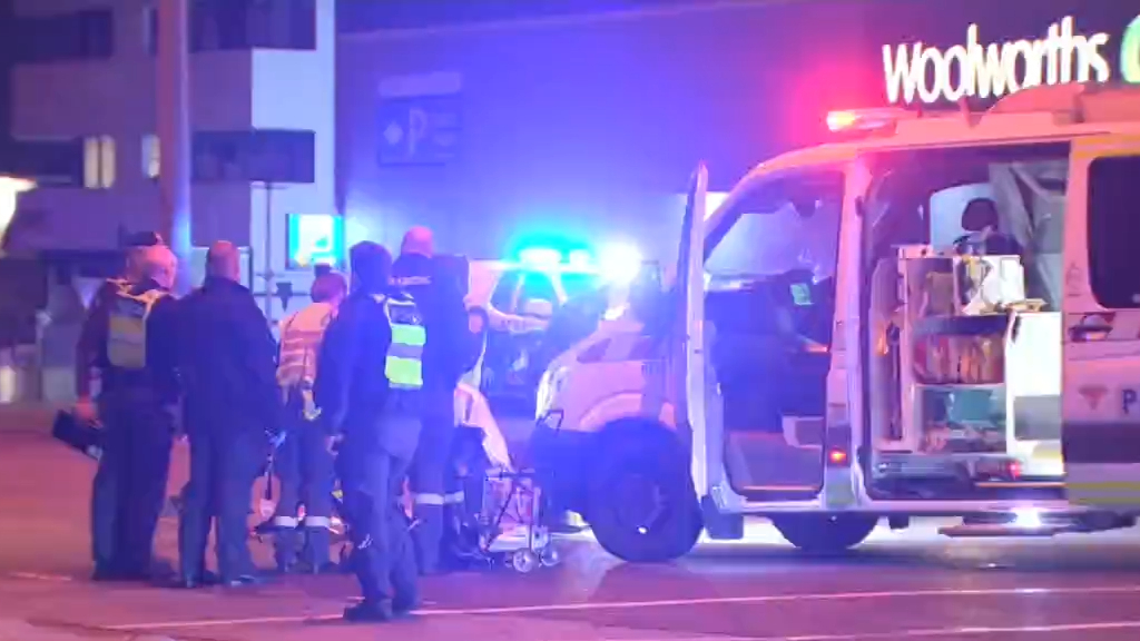 Woman dies after being hit by car in Melbourne
