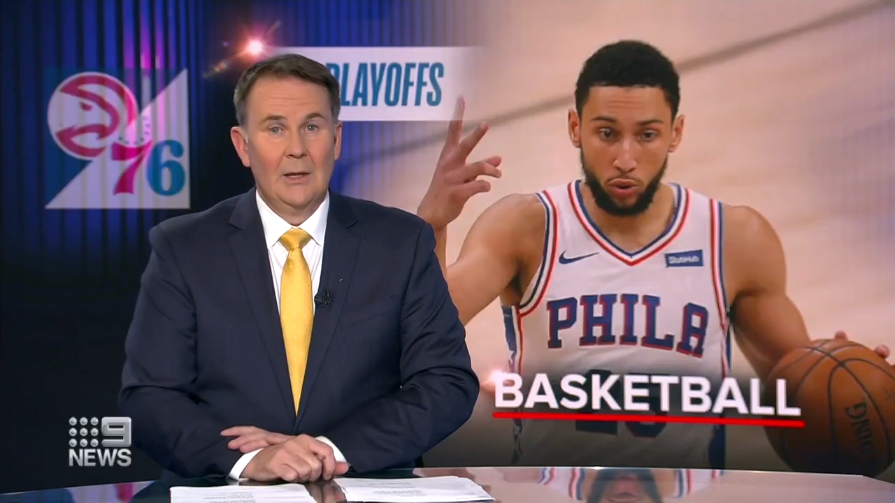 Simmons facing Sixers exit