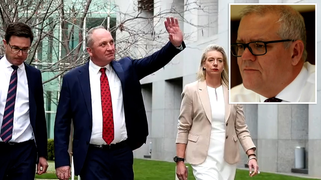 Joyce admits he 'failed' to update interests on rental property