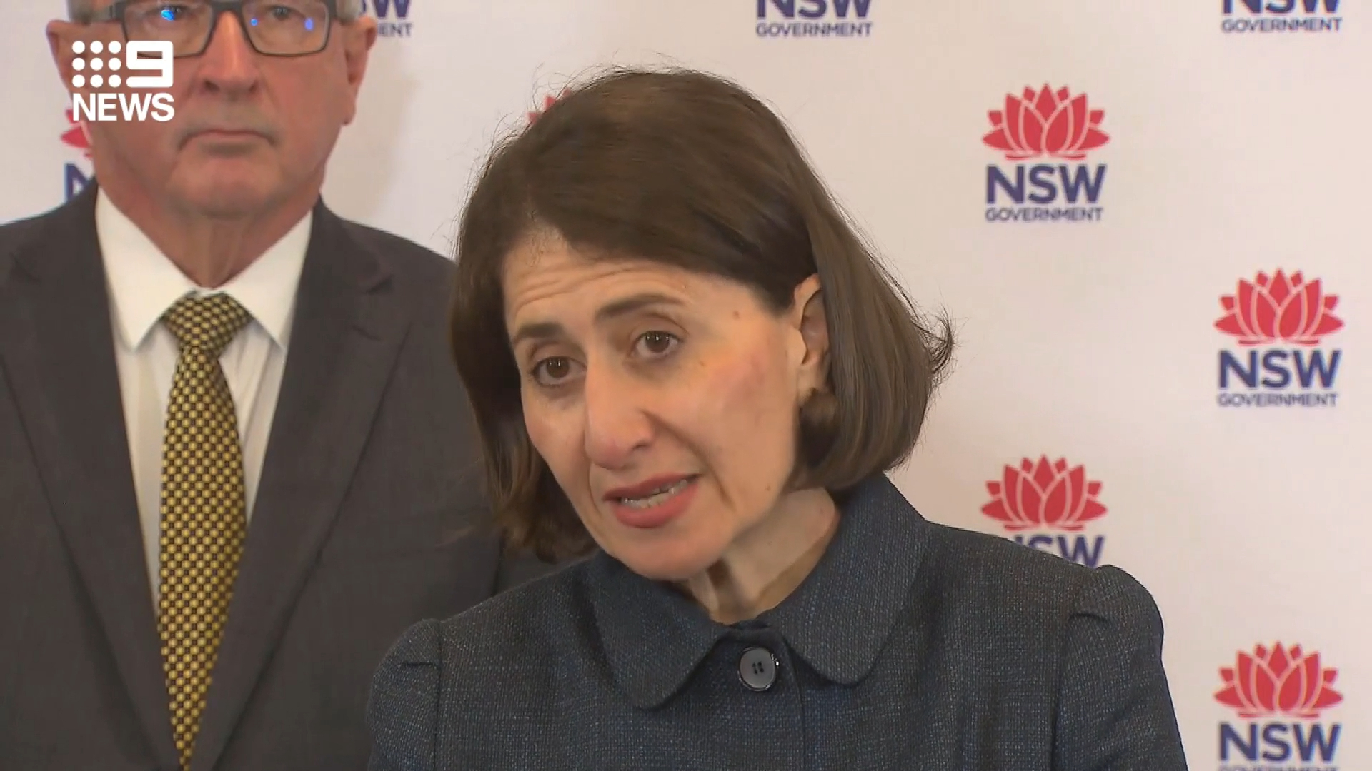 NSW Premier extends mask rules