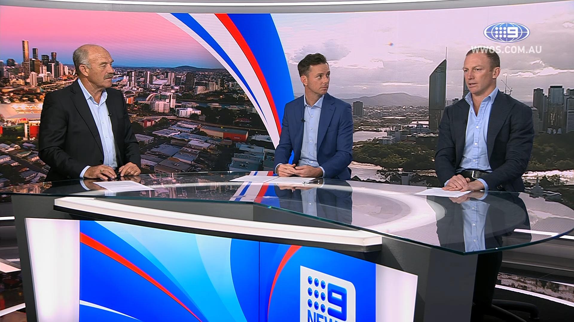 QLDER: Darren Lockyer defends Maroons selections