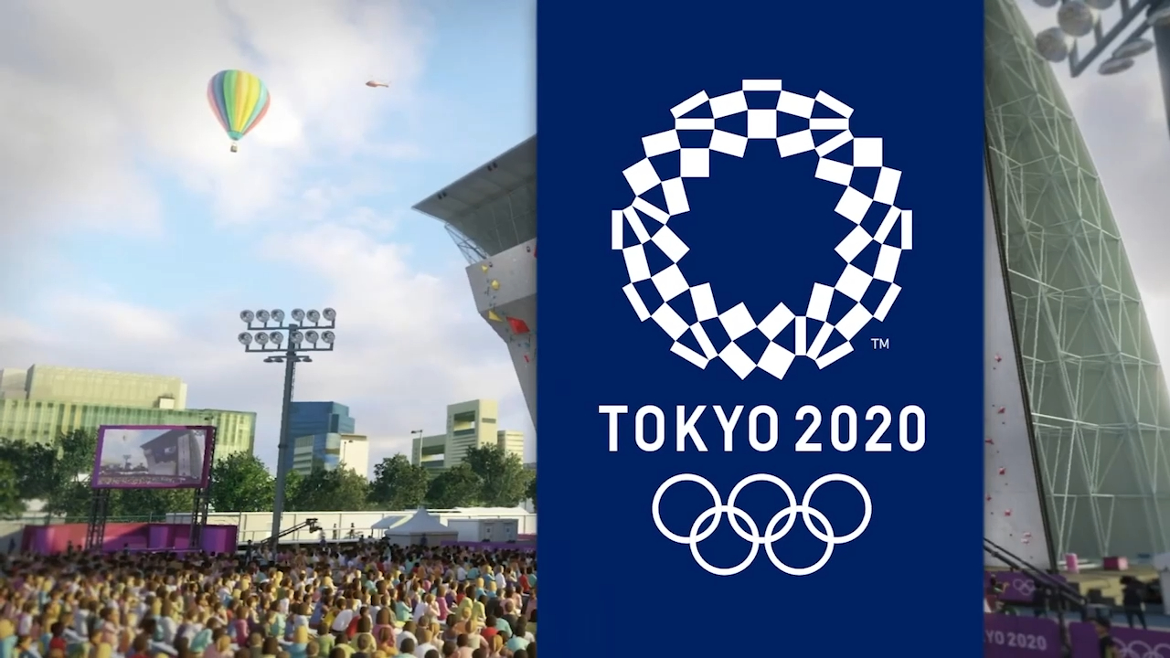 Official 2020 Tokyo Olympics video game finally released