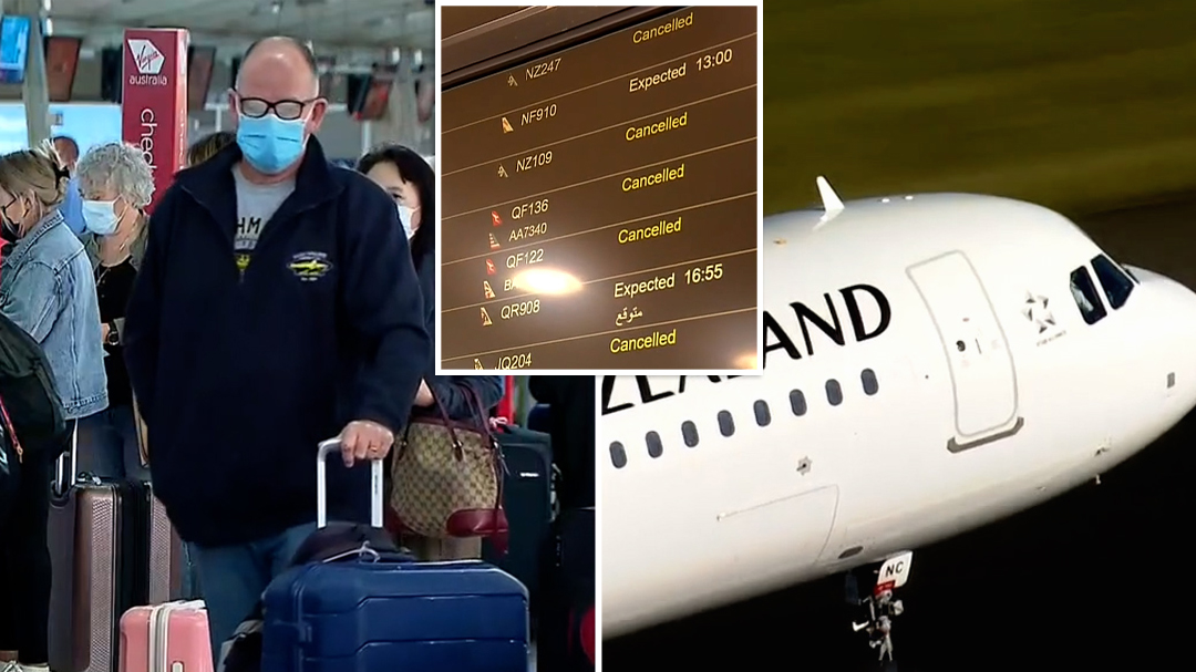 Confusion at Sydney Airport as Sydneysiders scramble to leave