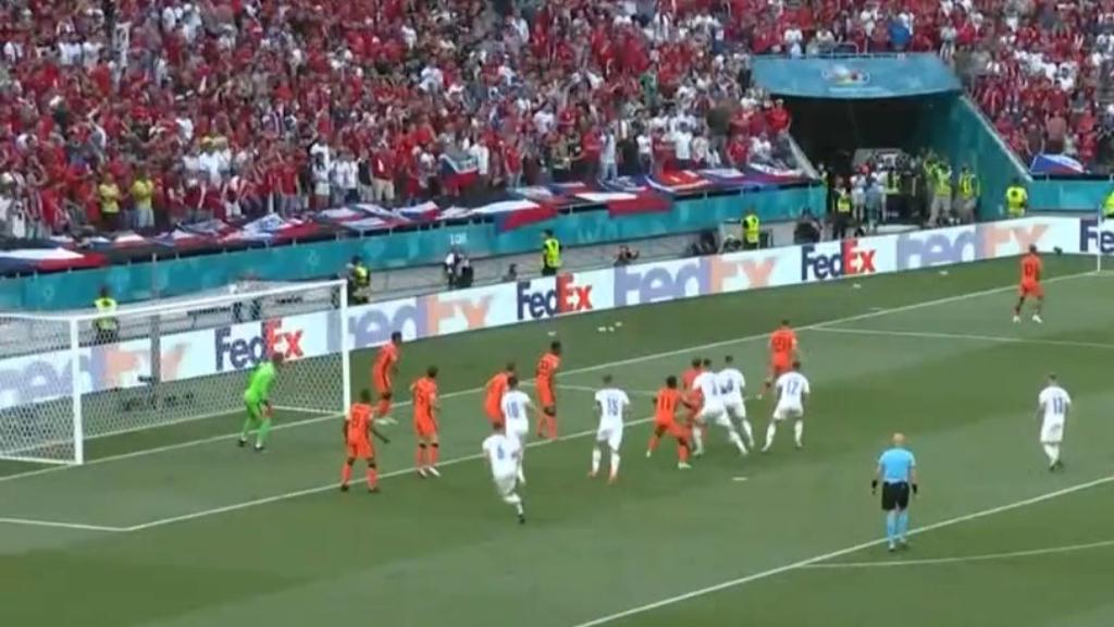 Czechs stun The Netherlands