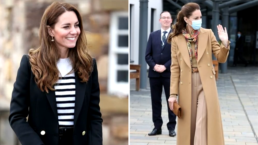 How to replicate Kate Middleton's style