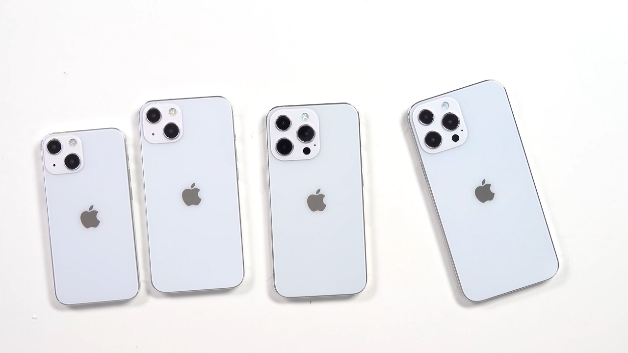 iPhone 12s design leaked