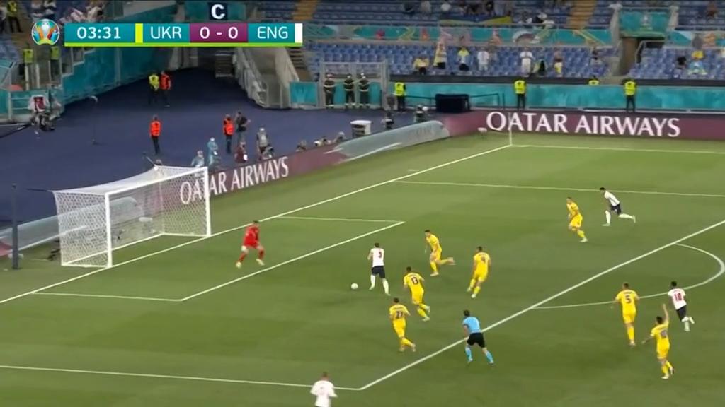 England, Denmark make Euro semi-finals